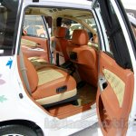 Toyota Avanza special edition rear seat at the 2014 Indonesian International Motor Show