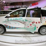 Toyota Avanza special edition side view at the 2014 Indonesian International Motor Show