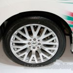 Toyota Avanza special edition wheel at the 2014 Indonesian International Motor Show