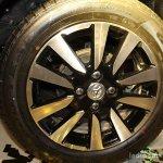 Toyota Etios Cross Wheel at the 2014 Nepal Auto Show
