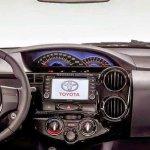 Toyota Etios facelift Brazil dashboard