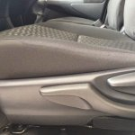 Toyota Etios facelift Brazil driver seat height adjustor