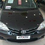 Toyota Etios facelift Brazil front