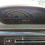 Toyota Etios facelift Brazil instrument panel