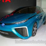 Toyota FCV Concept at the 2014 Indonesia International Motor Show