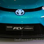 Toyota FCV Concept grille at the 2014 Indonesia International Motor Show
