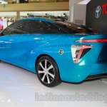 Toyota FCV Concept rear three quarters at the 2014 Indonesia International Motor Show
