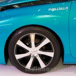 Toyota FCV Concept wheel at the 2014 Indonesia International Motor Show