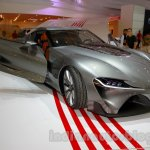 Toyota FT-1 concept at the 2014 Indonesia International Motor Show