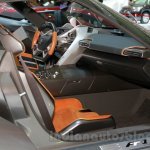 Toyota FT-1 concept dashboard at the 2014 Indonesia International Motor Show