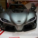 Toyota FT-1 concept front at the 2014 Indonesia International Motor Show