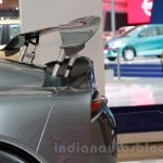 Toyota FT-1 concept rear wing at the 2014 Indonesia International Motor Show