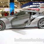 Toyota FT-1 concept side at the 2014 Indonesia International Motor Show