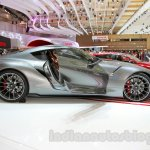 Toyota FT-1 concept side view at the 2014 Indonesia International Motor Show