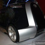 Toyota FUN VII Concept rear three quarter at CAMPI 2014