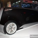 Toyota FUN VII Concept rear three quarter right at CAMPI 2014