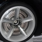 Toyota FUN VII Concept wheel at CAMPI 2014