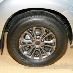 Toyota Fortuner TRD Edition wheel at the Indonesian International Motor Show 2014