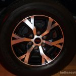 Toyota Hilux TRD Sportivo wheel at the 2014 Philippines International Motor Show