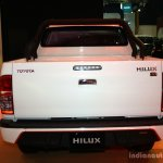 Toyota Hilux rear TRD Sportivo at the 2014 Philippines International Motor Show