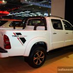 Toyota Hilux  rear there quarter TRD Sportivo at the 2014 Philippines International Motor Show