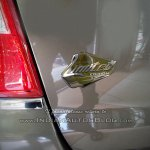 Toyota Innova Limited Edition badge