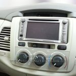 Toyota Innova Limited Edition center console