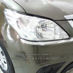 Toyota Innova Limited Edition headlamp chrome finisher