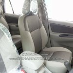 Toyota Innova Limited Edition seat pattern