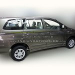 Toyota Innova Limited Edition side body decal