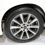 Toyota Innova special edition alloy wheel at the 2014 Indonesia International Motor Show