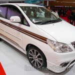 Toyota Innova special edition front three quarters left at the 2014 Indonesia International Motor Show