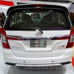 Toyota Innova special edition rear at the 2014 Indonesia International Motor Show