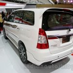 Toyota Innova special edition rear three quarters at the 2014 Indonesia International Motor Show
