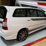 Toyota Innova special edition rear three quarters right at the 2014 Indonesia International Motor Show