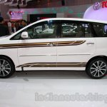 Toyota Innova special edition side view at the 2014 Indonesia International Motor Show