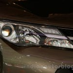 Toyota RAV4 headlamp at the 2014 Indonesia International Motor Show