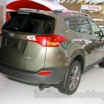 Toyota RAV4 rear at the 2014 Indonesia International Motor Show