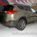 Toyota RAV4 rear three quarters at the 2014 Indonesia International Motor Show