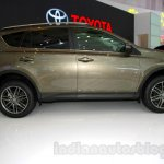 Toyota RAV4 side at the 2014 Indonesia International Motor Show