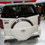 Toyota Rush TRD Sportivo at the 2014 Indonesia International Motor Show rear