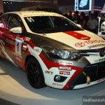 Toyota Vios Cup at the 2014 Philippines International Motor Show