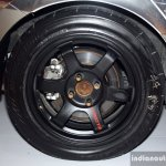 Toyota Vios Cup wheel at the 2014 Philippines International Motor Show