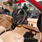 Toyota Vios TRD Sportivo at the 2014 Indonesia International Motor Show dashboard