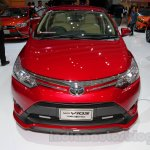 Toyota Vios TRD Sportivo at the 2014 Indonesia International Motor Show front