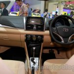 Toyota Vios TRD Sportivo at the 2014 Indonesia International Motor Show interior