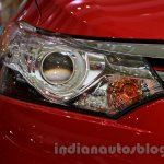 Toyota Vios TRD Sportivo at the 2014 Indonesia International Motor Show projector headlights