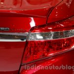 Toyota Vios TRD Sportivo at the 2014 Indonesia International Motor Show taillight