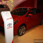 Toyota Vios TRD Sportivo at the 2014 Philippines International Motor Show