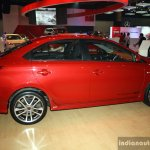 Toyota Vios TRD Sportivo side at the 2014 Philippines International Motor Show